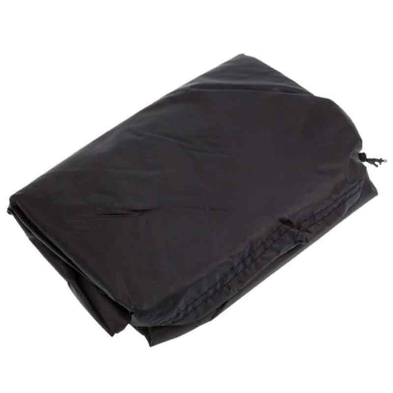Водонепроницаемый Шашлык Гриль барбекю крышка защита от пыли для газовая, угольная электрическая Барба открытый гриль для дождя Barbacoa Обложки с барбекю