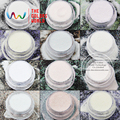 TCRT-002 Iridescent Rainbow White with Multiple Colors Hexagon shape 0.1 MMsizes Glitter for nail art  nail gel,makeup and DIY