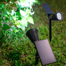 New Led Solar Light Outdoor Waterproof Lighting  LED PIR Motion Sensor Lamp  Garden Decor spot Lamp Energy Saving solar цены