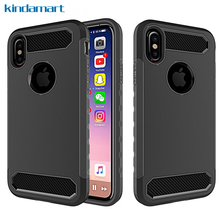 Tough Armor For Apple iPhone X Case For iPhone X Phone Case Heavy Duty Drop Shockproof Rubber Cover For iPhone 10 X-Edition