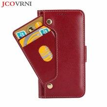 JCOVRNI portefeuille en cuir de luxe coque de téléphone pour iPhone 6 6 plus support et carte mémoire pour iPhone téléphone portable couverture arrière portefeuille