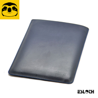 ESLOTH Plain Weave Blue For Lenovo ThinkPad X1 Carbon 14 PU Leather Cases Into Sets of Bladder Bag Ultra Thin Light Laptop Bags