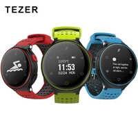 Tezer R22 Smart Bracelet Wristband Bluetooth IP68 Waterproof Monitor Sport Wristlet Activity Tracker sport smart wrist watch