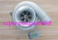 GT35 GT3582-1 GT3582R A/R 0 70 compresor de turbina A/R 1 06 T3 brida de aceite y agua 4 pernos 400-600HP turbo turbocompresor