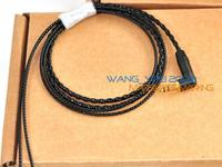 Upgrade Earphone HiFi Cable For Shure E500 SE530 E 500 SE 530 OCC Purity Reached 6N Headphone Wire
