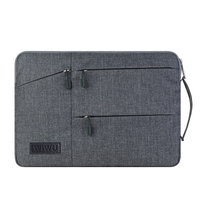 Black Laptop Bag Case For MacBook Air Pro 11 12 13 15 4 Men S Bag
