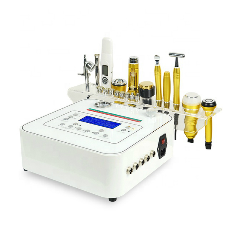10 In 1 Multifunctional Micro Dermabrasion Beauty Skin Rejuvenation Machine