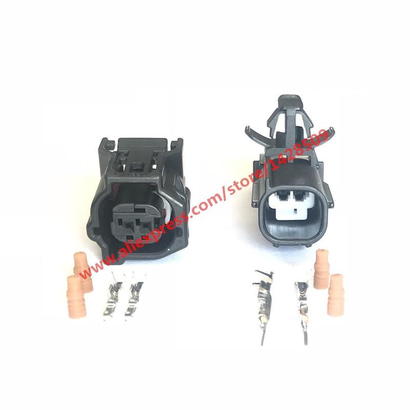 20 Sets 6188 4797 6189 4979 Sumitomo Lid Switch Hood Lock ABS Speed Plug 12416 90980