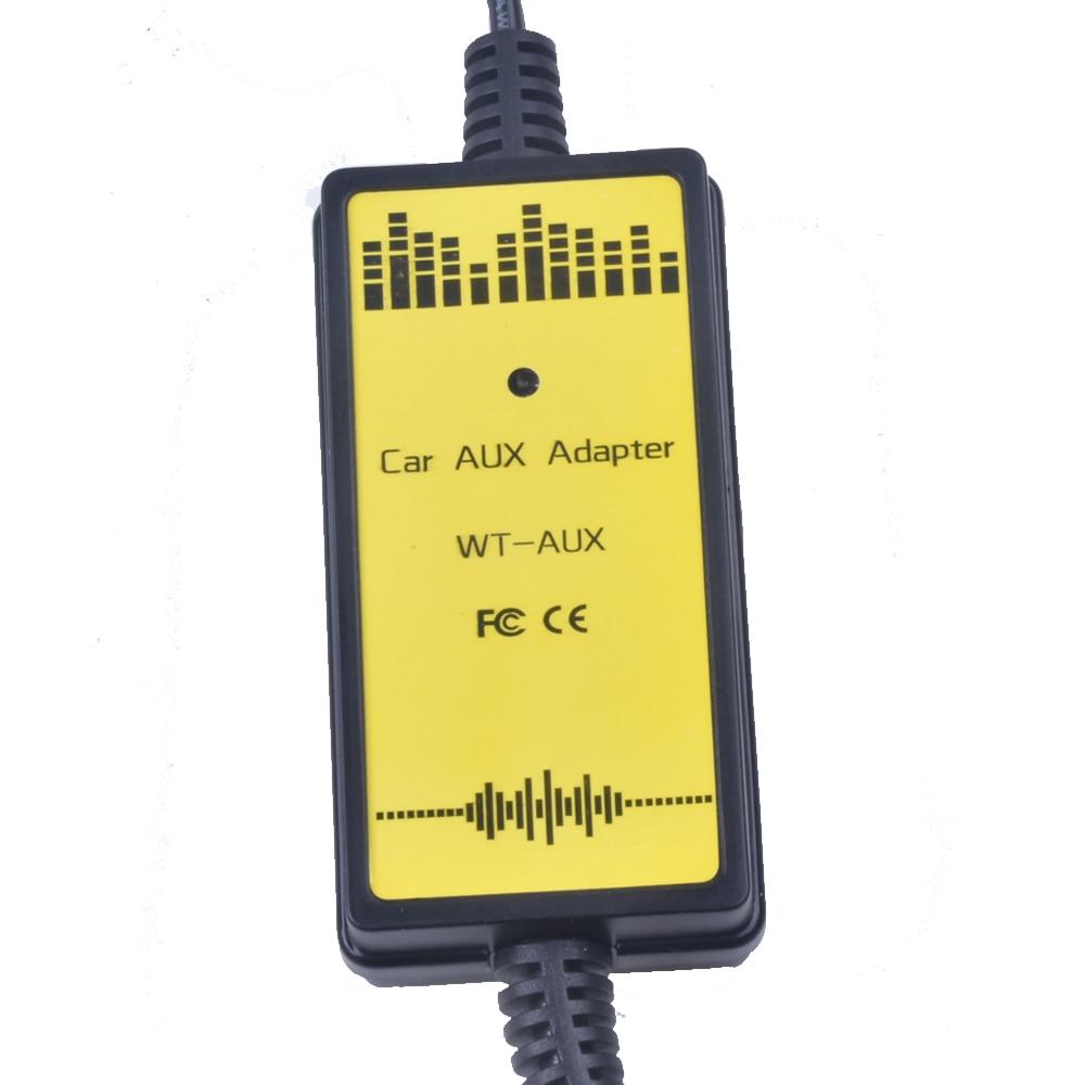 Автомобильный Bluetooth AUX вход музыкальный поток аудио USB комплекты адаптер сопряжения для Toyota для LEXUS ES300 ES330 IS220 GS300 LX570 RX300