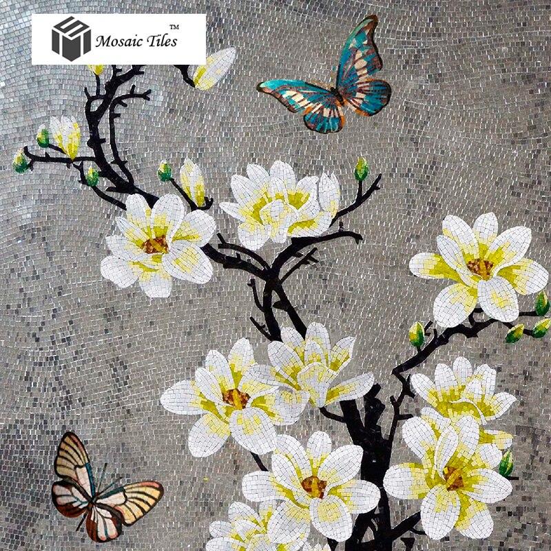 aliexpress.com : acquista mano artigianale mosaici bisazza ... - Piastrelle Bagno Mosaico Bisazza
