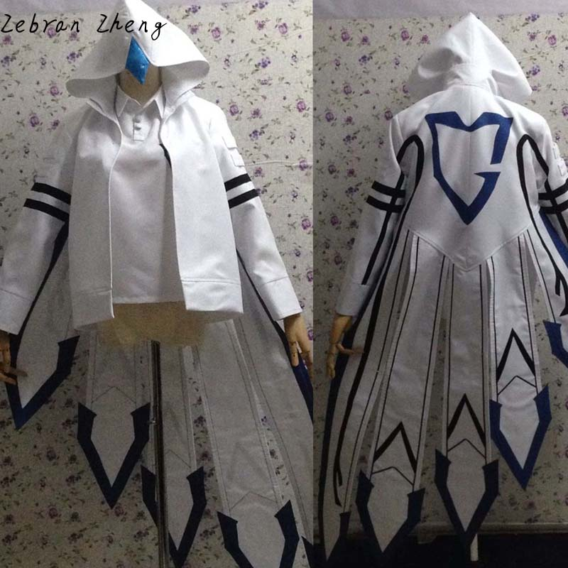 Newest Game LOL Cosplay Costume LOL Talon Cosplay Costume White ...