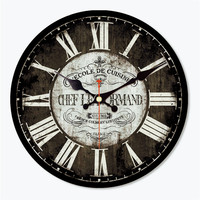 Ten Styles Reloj Large Wall Clock Design Fashion Silent Living Room Wall Decor Saat Home Decoration Watch Wall Christmas Gift