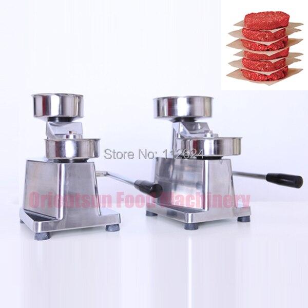 130mm hamburger patty maker,hamburger press machine,Hamburger press,hamburger mould,aluminum burger press patty maker
