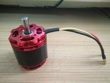 120mm ducted EDF 12 leaf fan 5052 brushless motor 12S/45V thrust 5.5 kg