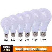 AC/DC LED 電球 12v led ランプ 24v led ライト 36v led ランパーダアンプルボンビリヤ 50 機関車用ソーラーキャンプライトや船