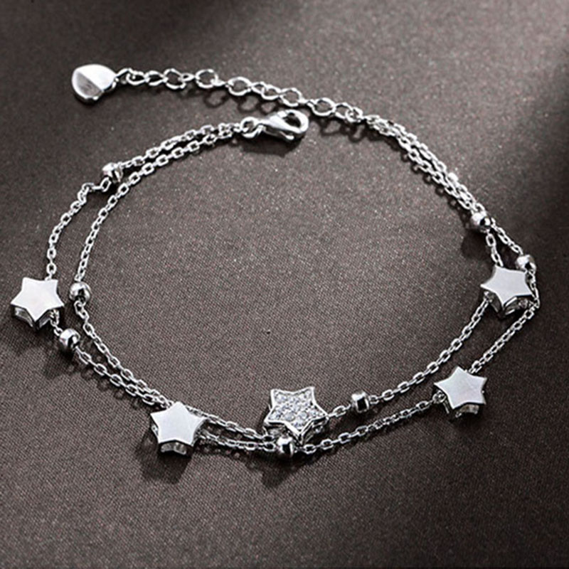 Positive Feedback Is Very Important To Us Pls Contact Before You Leave Neutral Or Negative About Silverage Real 925 Sterling Silver Bracelets