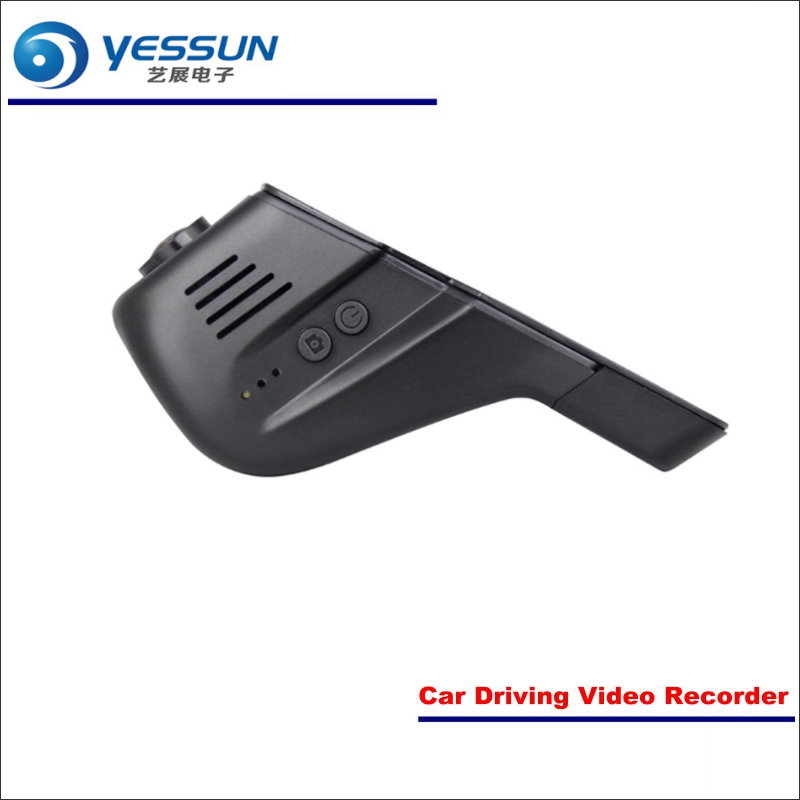 YESSUN Car DVR Driving Video Recorder For Toyota Camry Front Camera Black Box Dash Cam Head Up Plug OEM 1080P WIFI Phone APP for bmw x5 e53 e70 x6 e71 car wifi dvr car driving video recorder novatek 96658 car dash cam front camera keep black box
