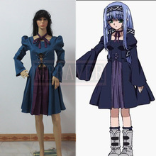 Japanese Anime Erementar Gerad Reverie Metherlence Cosplay Costume