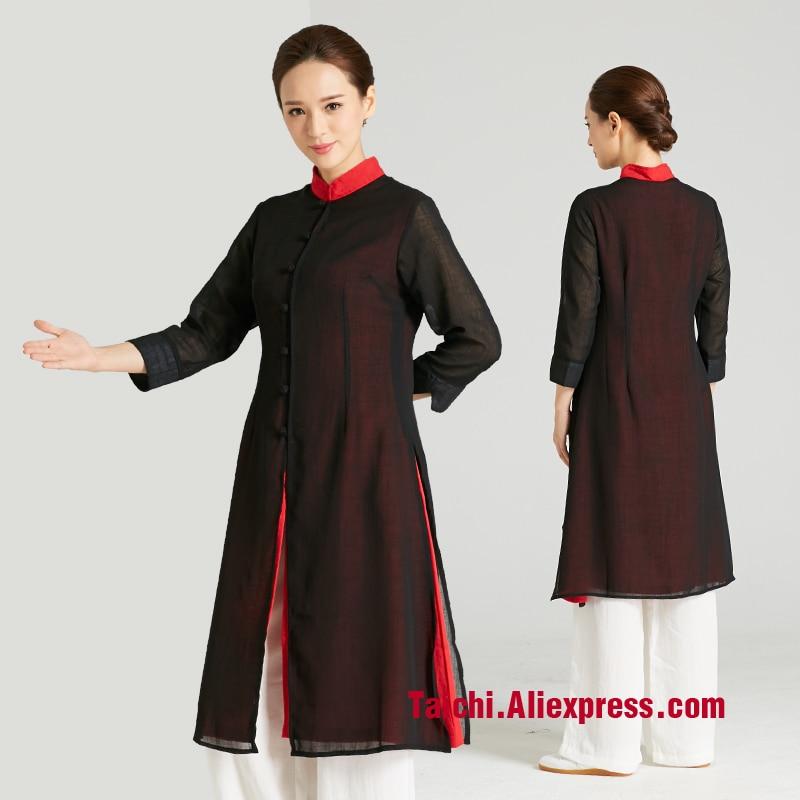 Martial Art Tai Chi Unform Taiji  Kunfu Clothes Chinese Wind Clothing  A Set Top +pants
