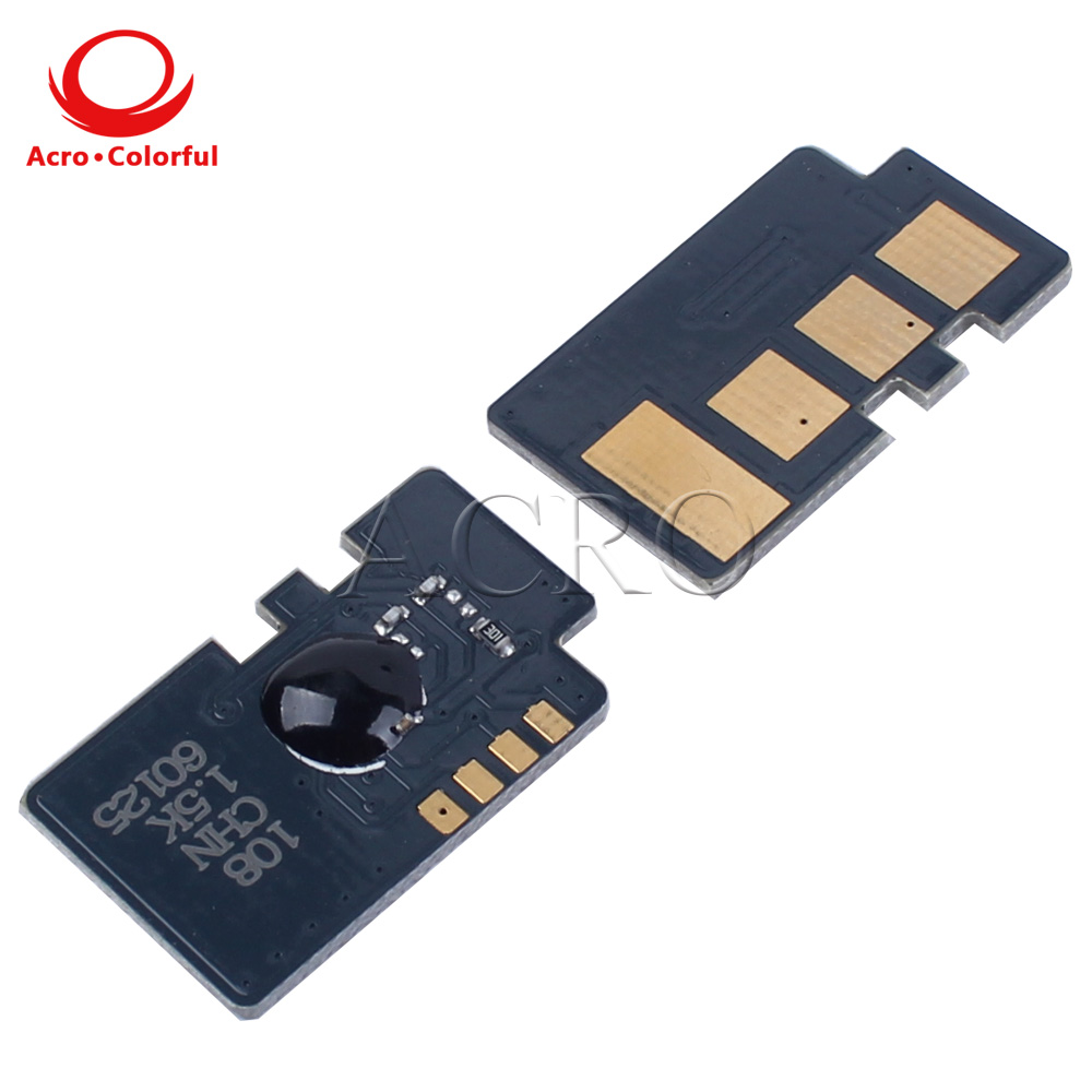 Compatible toner cartridge MLT D104S chip for SAMSUNG ML 1660 1661 1665 1666 1667 1670 1673 1675 1677 1674 1678 1860 1861 in Cartridge Chip from Computer Office