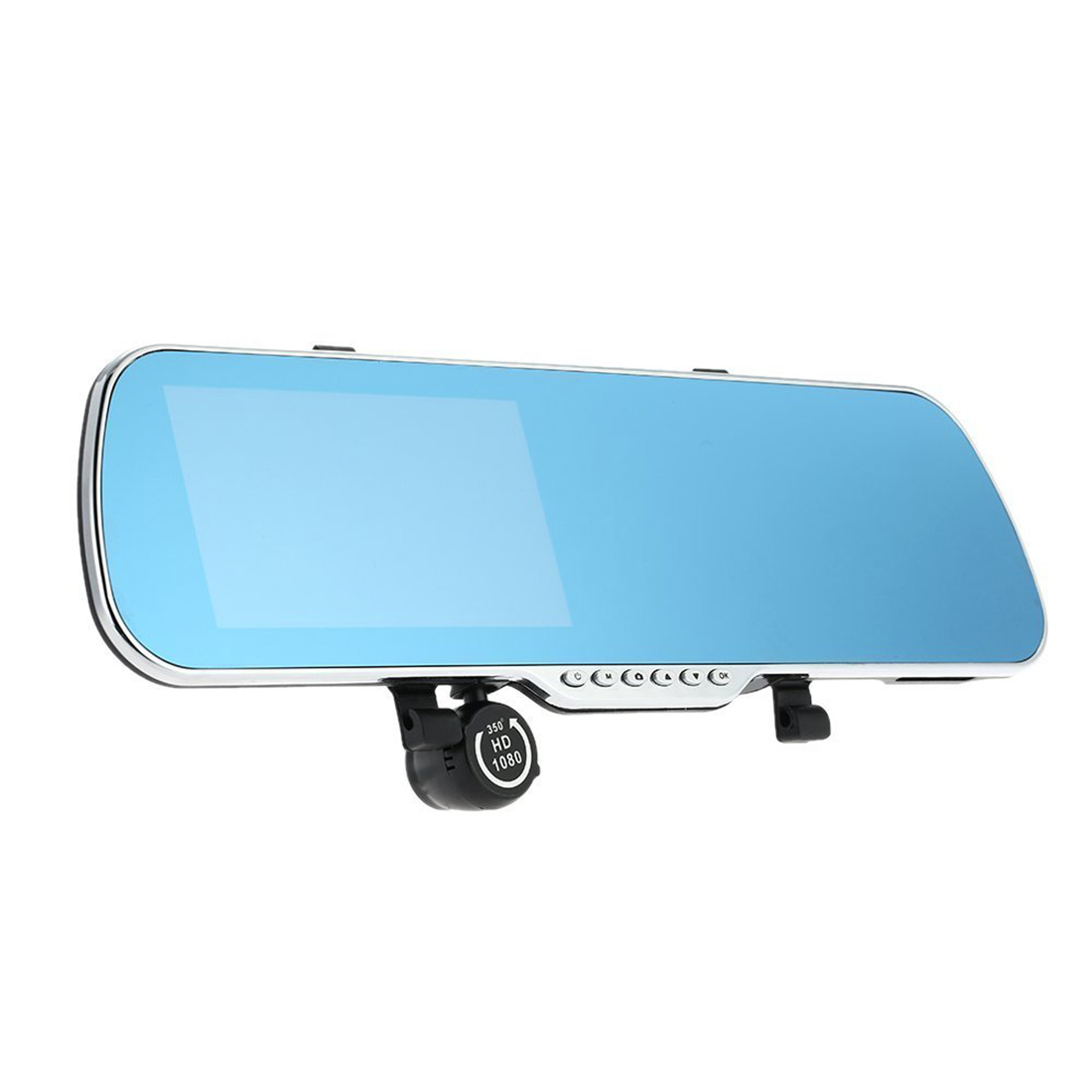 Hot Special Intelligent Navigation Rearview Mirror Tachograph Electronic Dog Car DVR