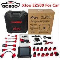 Оригинальная полносистемная Диагностика XTOOL EZ500 для бензиновых автомобилей со специальной функцией той же функции с XTool PS90