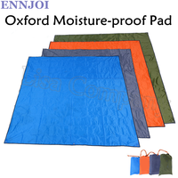 ENNJOI NEW 215x215cm 420D Oxford Cloth Waterproof Moisture Proof Pad Picnic Mat Thickening Camping Velarium Tent
