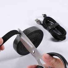 Кабельный органайзер, держатель для сматывания проводов, шнур для мыши, зажим, защитный кабель для офиса, настольного управления, для usb type C
