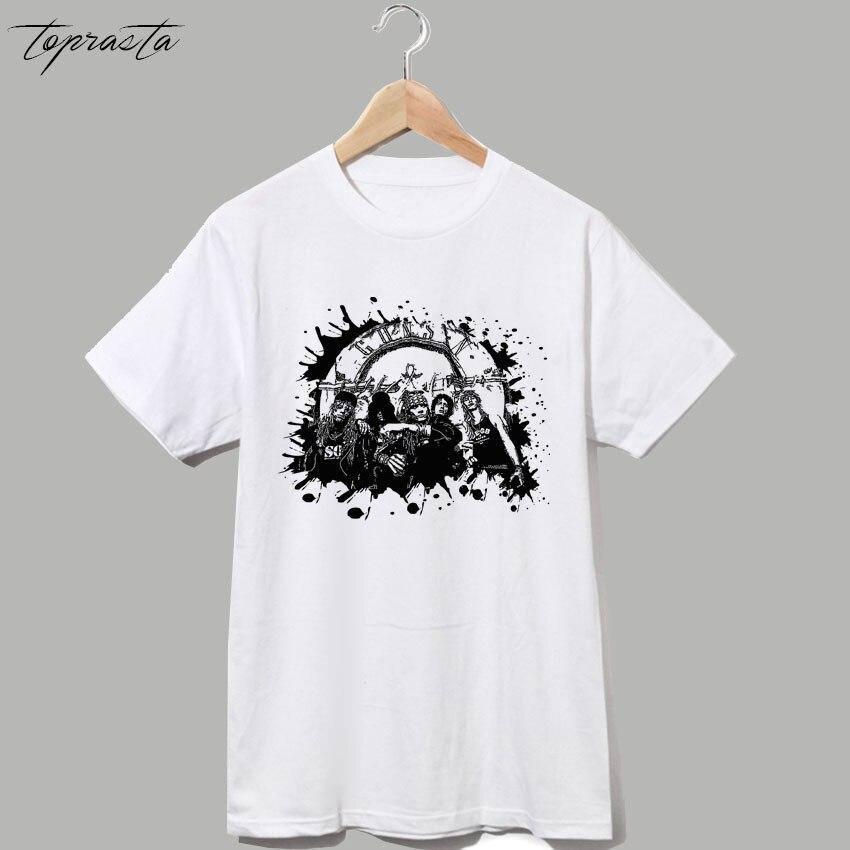 Use your illusion Guns N Roses Rock fashion t shirt men womens top tee item NO-RSHSSDX205