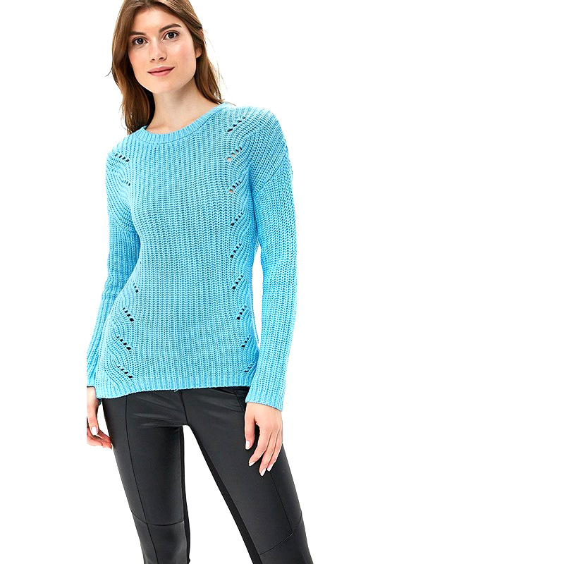 Sweaters MODIS M182W00348 jumper sweater clothes apparel pullover for female for woman TmallFS sweaters jumper befree for female sweater long sleeve women clothes apparel woman turtleneck pullover 1811556860 90 tf