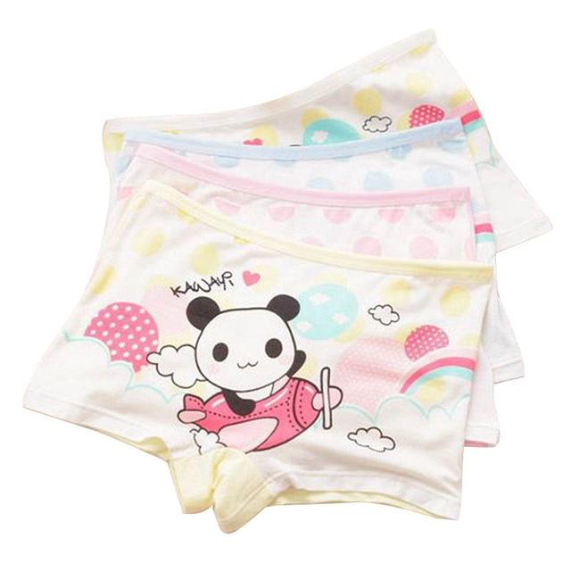 Aliexpress.com : Buy 2017 Girl Underwear Panties Boxer Children ...
