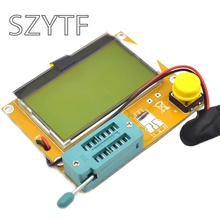 Mega328 M328 LCR-T4 ESR метр lcr привело Транзистор тестер Диод Триод Емкость MOS PNP/NPN