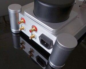 Image 4 - KYYSLB Marantz 7 อลูมิเนียม amplifier แชสซีหลอด preAmplifier เครื่องขยายเสียงกรณีกล่อง