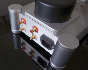Image 4 - KYYSLB Marantz 7 tout en aluminium amplificateur châssis Tube préamplificateur boîtier amplificateur