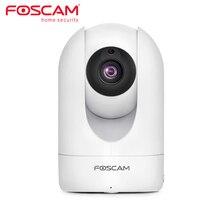 R2M Full HD 1080 P WiFi Câmera IP Foscam 2MP Interior Pan/Tilt Home Security Surveillance Camera com Noite vision Two Way Áudio