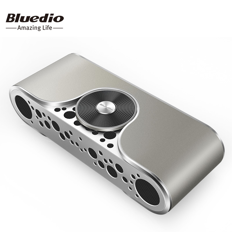 Bluedio TS3 Bluetooth speaker Portable Wireless speaker Support SD card Sound System 3D stereo Music surround