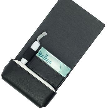 JINXINCHENG etui flip wallet skórzane etui etui na Iqos 3 0 skrzynki pokrywa etui akcesoria do toreb torby transportowe tanie i dobre opinie JINXINGCHENG Skóra Pouch Bag Case Cover Miękka torba