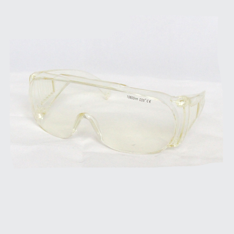 O.D 4+ Co2 laser safety glasses For co2 laser cutting machine, laser engraving machine, laser marking machines цена