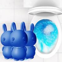Новое поступление, 1 шт., очиститель для туалета с голубыми пузырьками, ароматизированный дезодорант, кухонный прочный очиститель для туале...