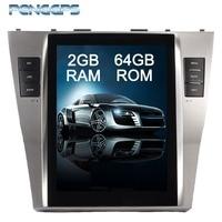 2 Дин Радио Android 7,1 Тесла Стиль gps навигации DVD плеер для Toyota Camry 2007 2008 2009 2010 2011 DAB/WI FI/БД/Carplay