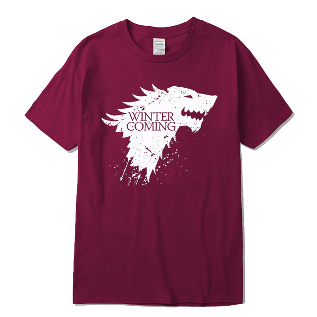 Winter Is Coming Men T-shirt  3
