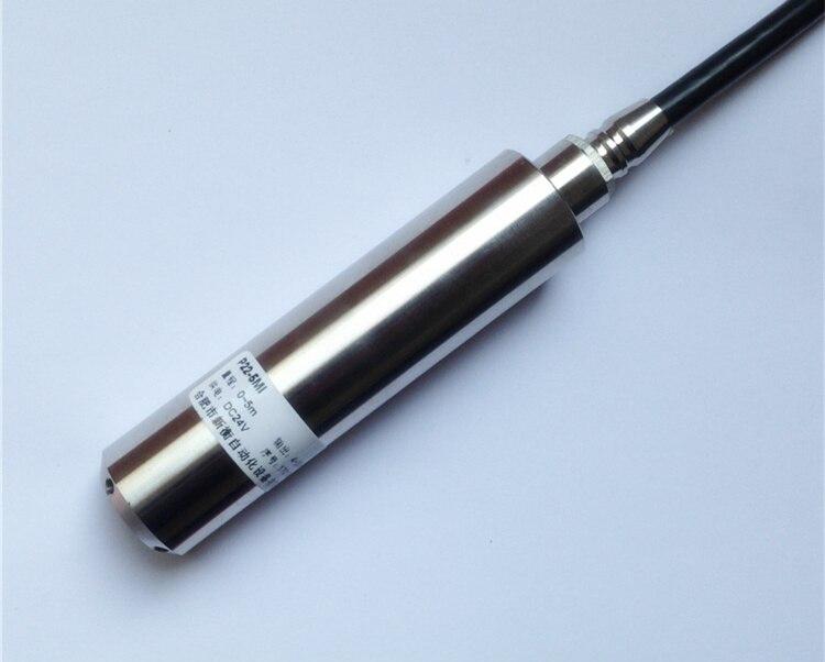 0-5 В/4-20mA бросить в типа датчик уровня жидкости Тип входного уровня жидкости глубина датчик 1 м Диапазон детектор уровня воды
