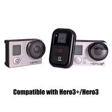Новые Аксессуары Для GoPro Дистанционного Управления + Беспроводной RC Зарядный Кабель + наручные Пояс Для Gopro Hero 5 4 Сессии 3 3