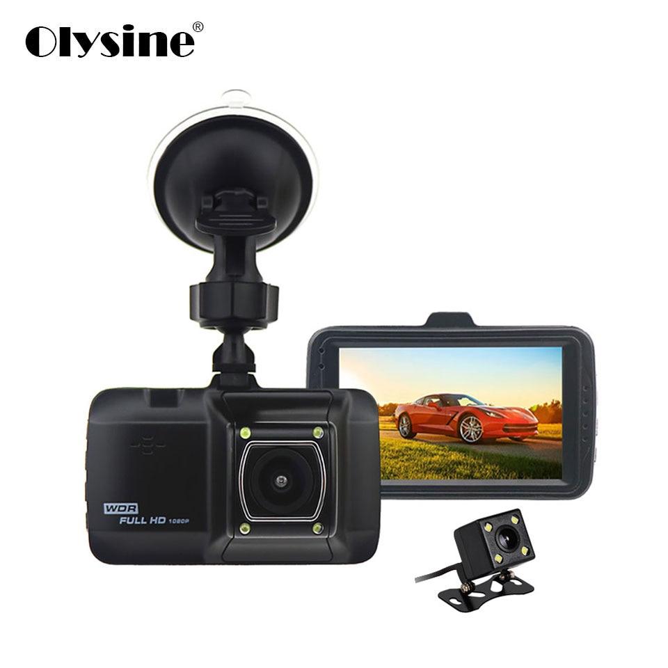 "3/""Full HD LCD 1080P Car DVR Camera Video Recorder G-sensor Dash Cam Night Vision"