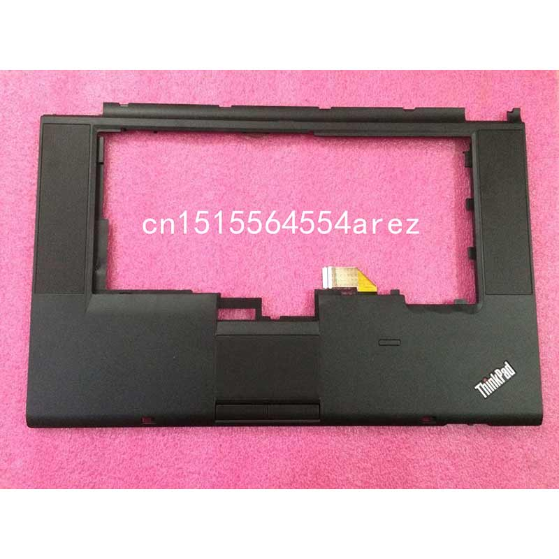 New and Original laptop Lenovo ThinkPad T520 T520I W520 Touchpad Palmrest cover/The keyboard cover 04X3735 image