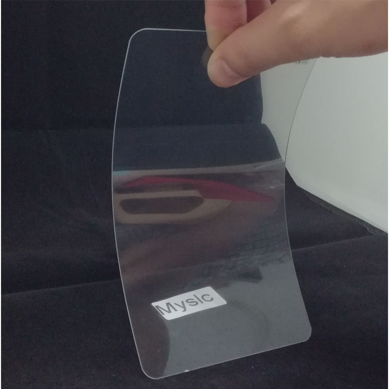 Universal Toughened glass Tempered Glass Screen Protector for <font><b>Junsun</b></font>/Xster Navigator <font><b>7</b></font> inch HD Car <font><b>GPS</b></font> Navigation+wipe image
