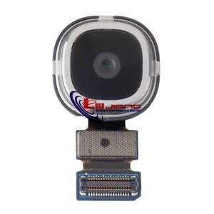 Image 3 - מקורי אחורי עיקרי גדול מצלמה מודול עבור Samsung S2 S3 S4 מיני S5 i9100 i9300 i9500 חזרה מצלמה להגמיש כבל החלפת חלקים