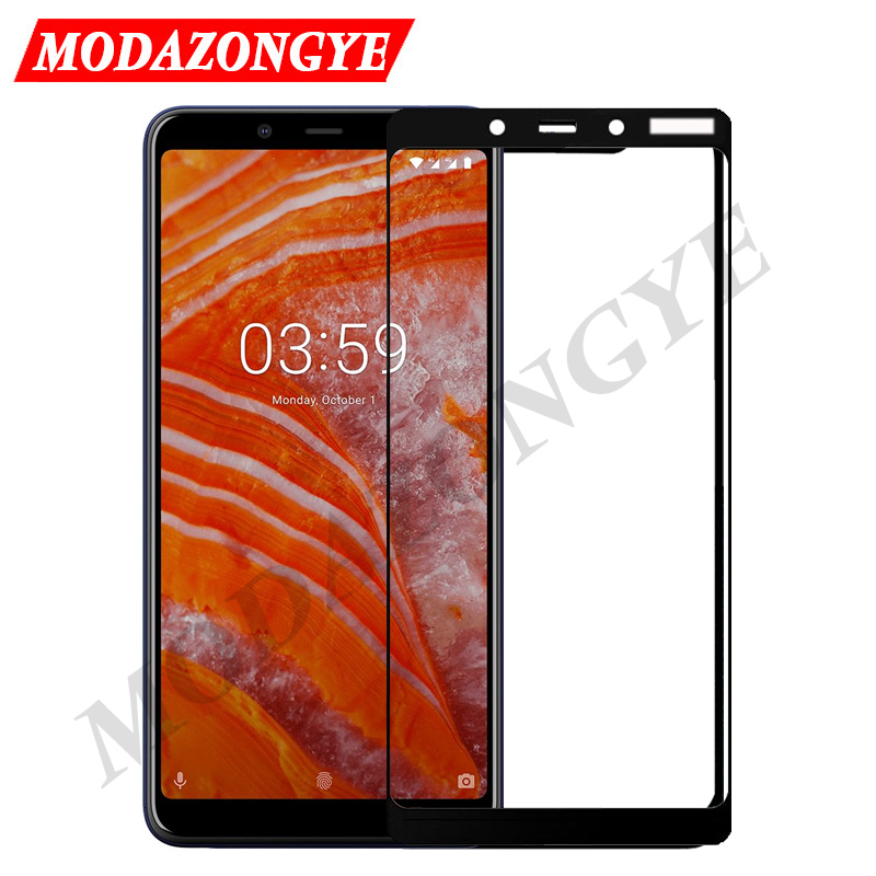 Nokia 3.1 Plus Glass Nokia3.1 Plus Screen Protector Tempered Glass For Nokia 3.1 Plus TA-1118 TA-1104 TA-1113 3.1Plus Glass 6.0
