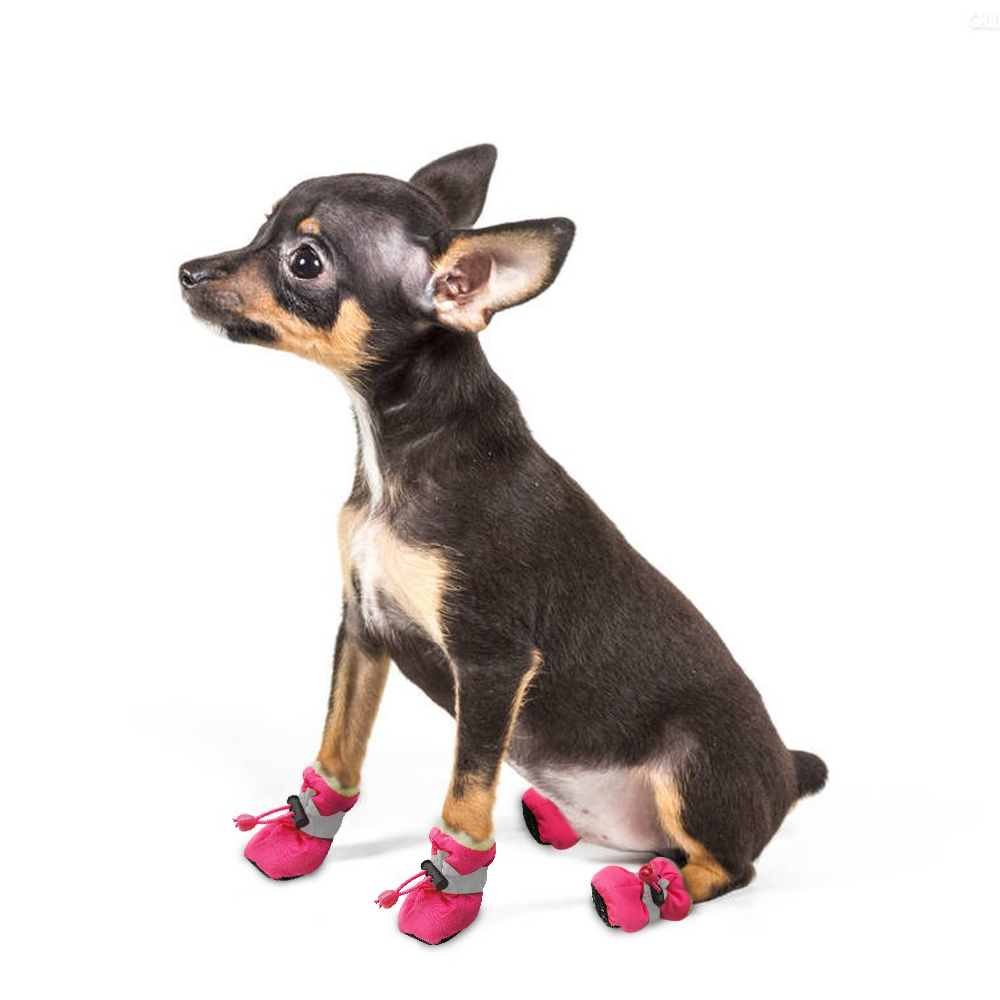 Waterproof Anti Slip Dog Shoes