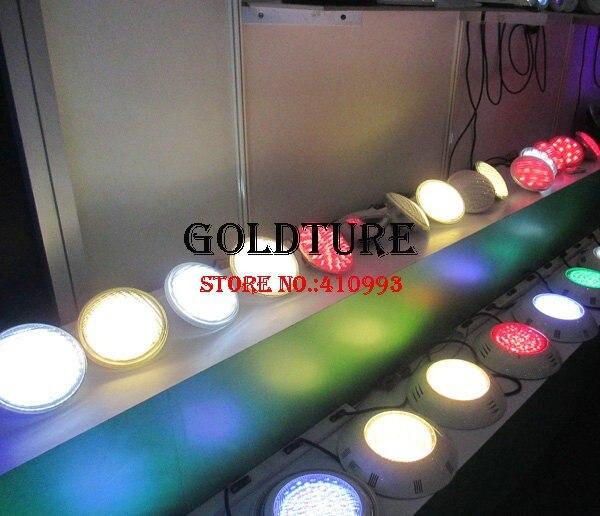 synchronous rgb swimming pool lamp 15w 18w 36w 45w 54w par 56 led warm white cold white liner pool
